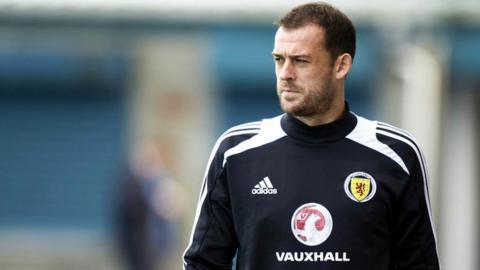 Scotland international Steven Fletcher