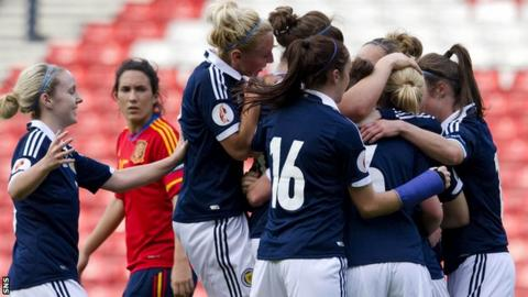 Scotland were held to a 1-1 draw at Hampden
