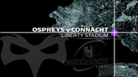 Ospreys v Connacht