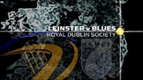 Leinster v Cardiff Blues