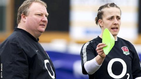 Head coach Gary Street