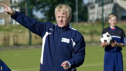 Strachan has been out of management since 2010