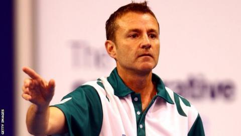 Bowler David Gourlay