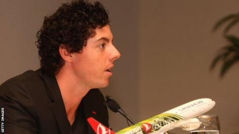 Rory McIlroy could pile up the air miles with future season finales scheduled for China and Turkey