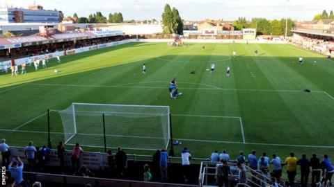 London Borough of Barking and Dagenham Stadium