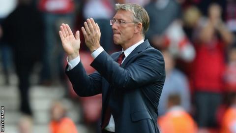 Nigel Adkins, Southampton manager