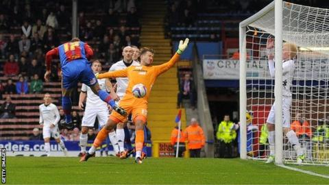 Glenn Murray scores for Palace