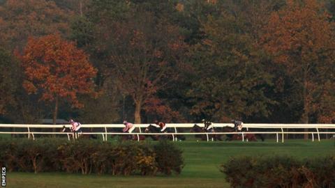 Fakenham racecourse