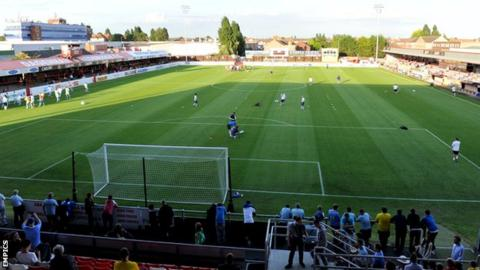 London Borough of Barking and Dagenham Stadium