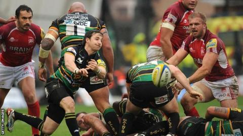 Northampton 23-16 London Welsh