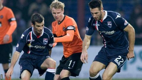 Gary Mackay-Steven suffered the injury against Ross County on Saturday