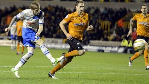 Keogh hits the winner at Molineux