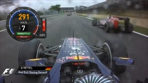On-board with Sebastian Vettel