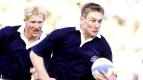 Former Scotland captain Gary Armstrong