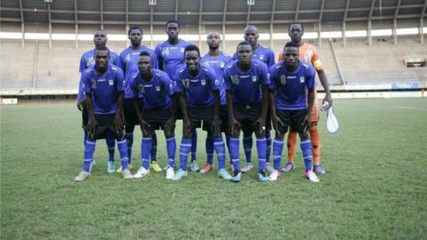 Tanzania football team