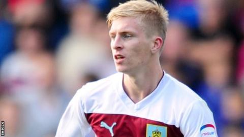 Burnley defender Ben Mee