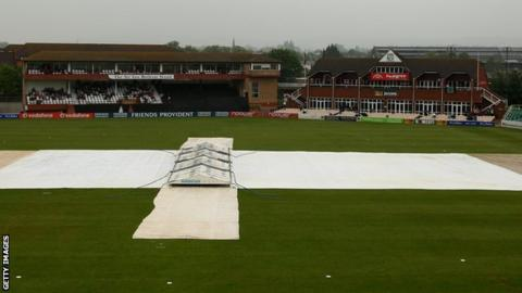 Somerset's County Ground
