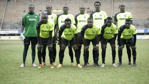 Kenya at the 2012 Cecafa Senior Challenge Cup