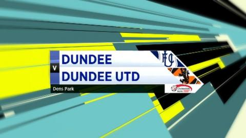 Highlights - Dundee 0-3 Dundee United