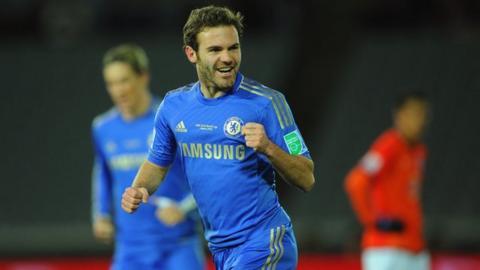 Monterrey 1-3 Chelsea