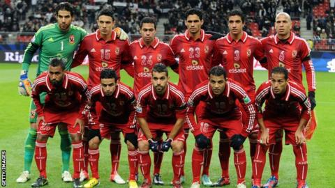 Egypt's El-Ahly