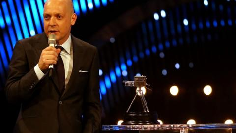 Cycling supremo Dave Brailsford is awarded Coach of the Year after guiding Bradley Wiggins to Tour de France win and Olympic cycling golds