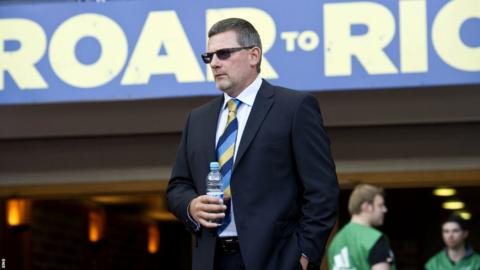 Manager Craig Levein keeps his cool ahead of the opening game of Scotland's World Cup qualifying campaign. Scotland drew 0-0 with Serbia at Hampden and followed that with a 1-1 home draw against Macedonia. Worse was to follow in Group A in October...