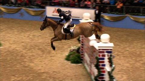 Thrills and spills from Olympia