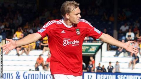 Wrexham Danny Wright