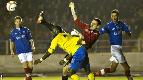 Could SPL side St Johnstone and Cowdenbeath of the SFL be involved in a new set-up soon?
