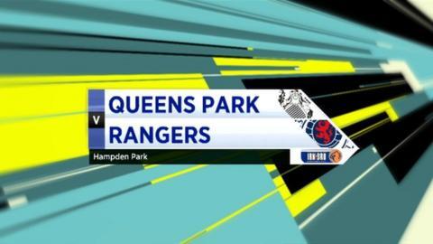 Highlights - Queen's Park 0-1 Rangers