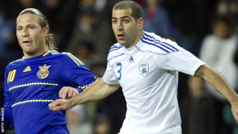 Tal Ben Haim (right)