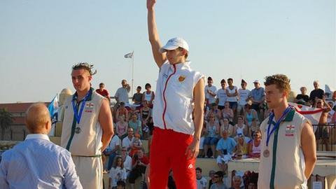 Simon Le Couilliard wins gold