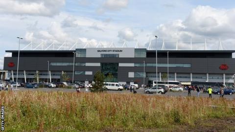 Salford City Stadium, home of Salford City Reds