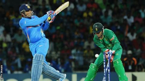 India batsman Virender Sehwag