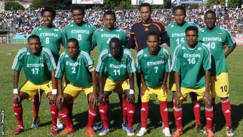 Ethiopia national team