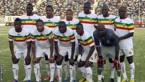 Mali national team