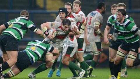 Leeds vs Plymouth Albion