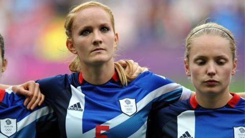 Sophie Bradley (left)