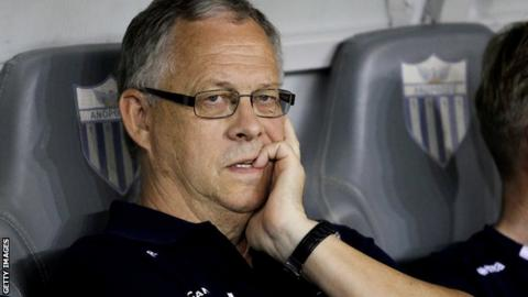 Lars Lagerback is the manager of Iceland