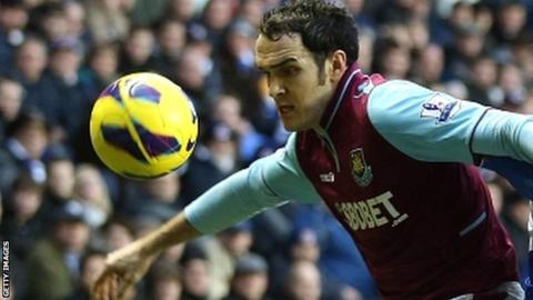 West Ham defender Joey O'Brien