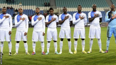 Cape Verde players