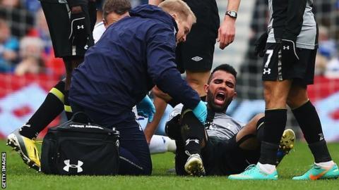 Tottenham midfielder Sandro