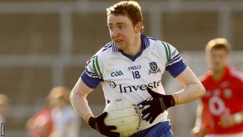 Owen Duffy of Monaghan