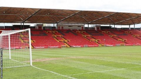 Gateshead v Barrow