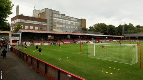 Aldershot Town Relegated Club Fails To Pay Players For April Bbc