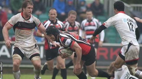 Newcastle beat Cornish Pirates 24-3 in September