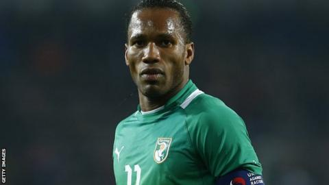 new concept feb2a 263f8 Didier Drogba: Galatasaray sign striker from Shanghai ...