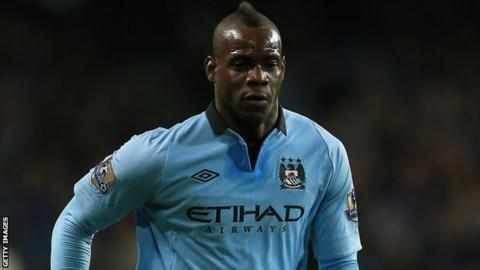 the best attitude eea35 950e8 Mario Balotelli: AC Milan agree deal to sign Manchester City ...