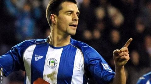 Wigan target Paul Scharner